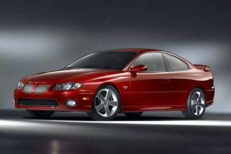 Photo Used 2004 Pontiac GTO
