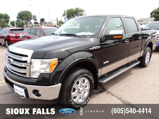 Photo Used 2013 Ford F150 Lariat
