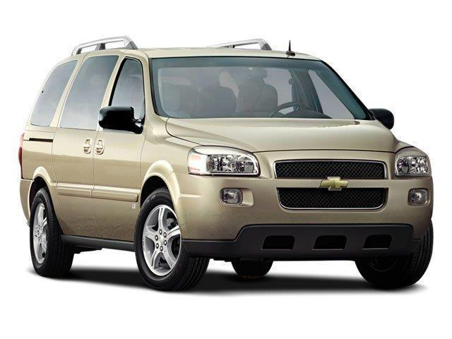 Photo Used 2008 Chevrolet Uplander LS