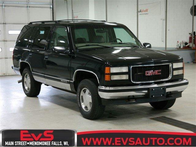 Photo Used 1997 GMC Yukon