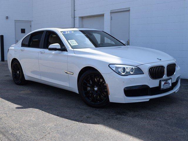 Photo Used 2014 BMW 750 i xDrive