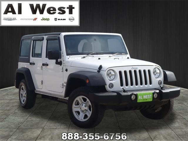 Photo Used 2014 Jeep Wrangler Unlimited Sport RHD