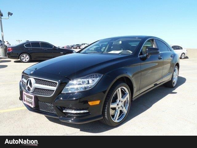 Photo Used 2013 Mercedes-Benz CLS550