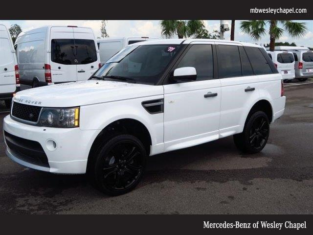 Photo Used 2011 Land Rover Range Rover Sport HSE