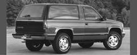 Photo Used 1993 Chevrolet Blazer Cheyenne