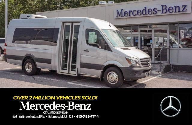 Photo Used 2014 Mercedes-Benz Sprinter 3500