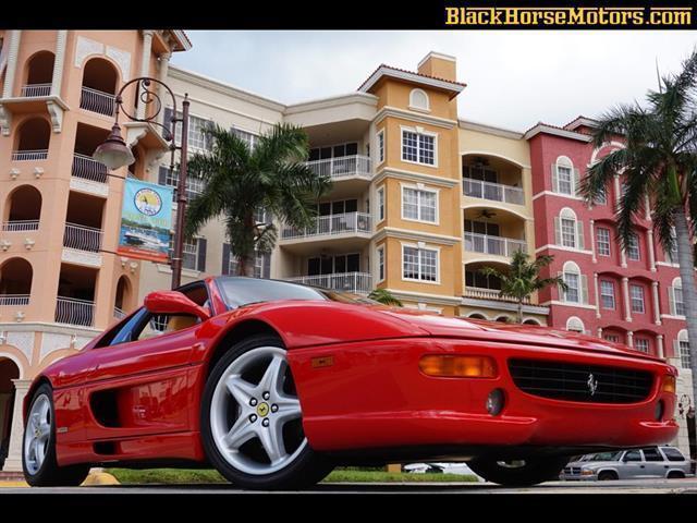 Photo Used 1995 Ferrari F355