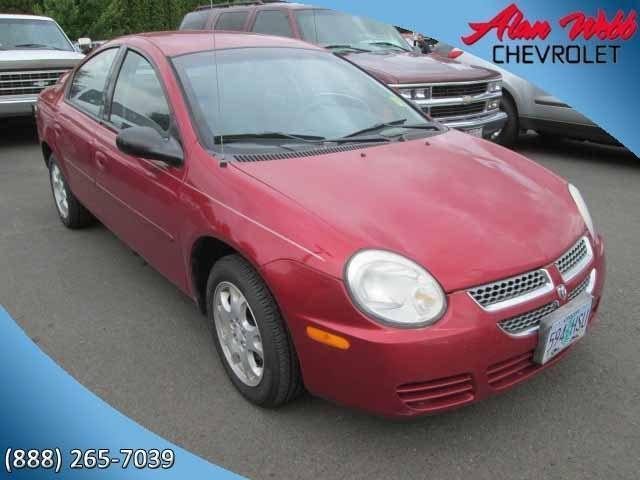 Photo Used 2005 Dodge Neon SXT