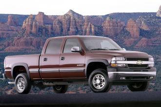 Photo Used 2002 Chevrolet Silverado 2500 HD