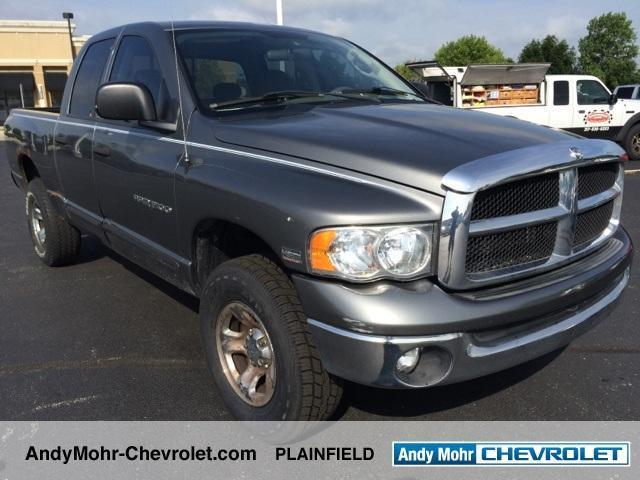 Photo Used 2005 Dodge Ram 1500 SLT