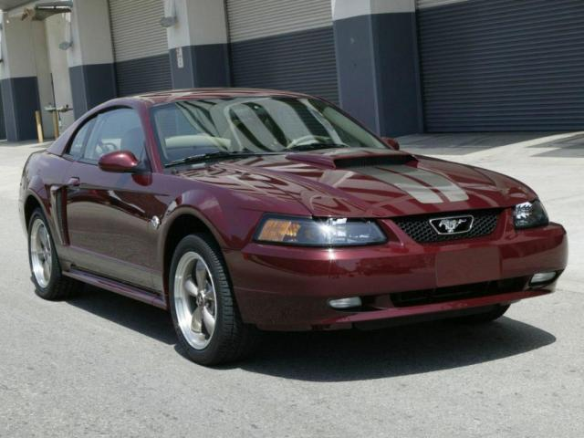 Photo Used 2004 Ford Mustang Mach 1 Premium