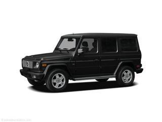 Photo Used 2007 Mercedes-Benz G500 4MATIC