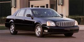 Photo Used 2003 Cadillac DeVille Base