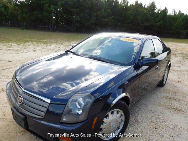 Photo Used 2006 Cadillac CTS Base