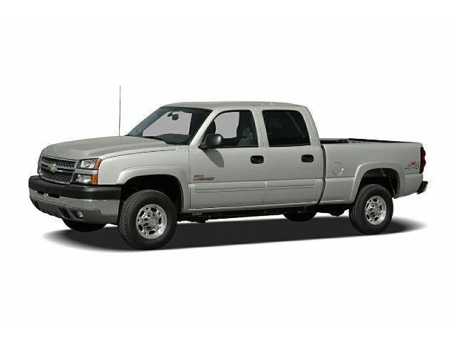 Photo Used 2007 Chevrolet Silverado 2500 LT1 HD Extended Cab Classic