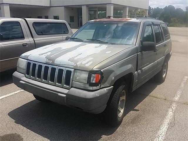 Photo Used 1996 Jeep Grand Cherokee Laredo
