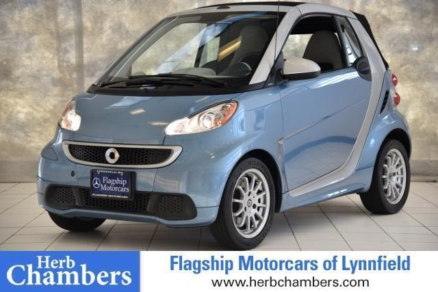 Photo Used 2013 smart ForTwo Passion