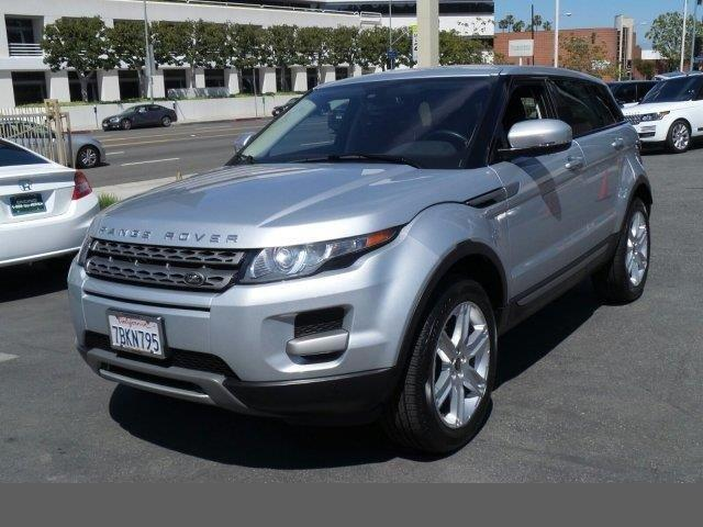 Photo Used 2013 Land Rover Range Rover Evoque Pure