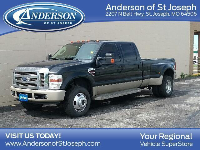 Photo Used 2008 Ford F350 King Ranch