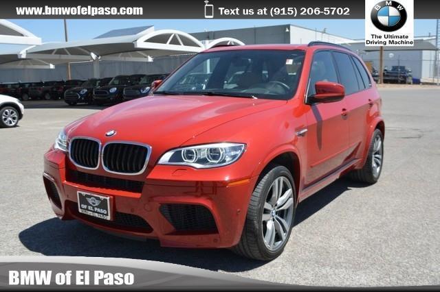 Photo Used 2013 BMW X5 M Base