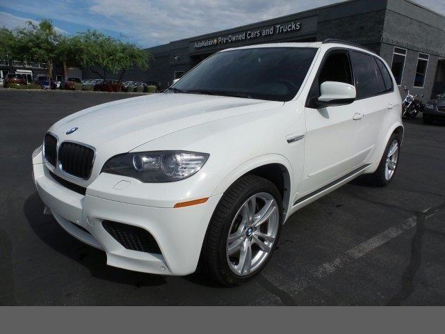 Photo Used 2010 BMW X5 M