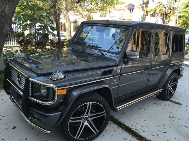 Photo Used 2005 Mercedes-Benz G55 AMG Grand Edition