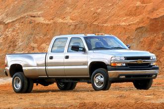 Photo Used 2002 Chevrolet Silverado 3500 Crew Cab