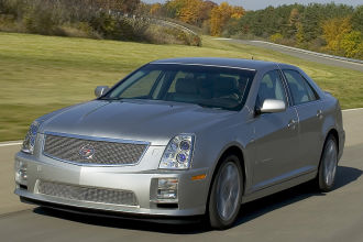 Photo Used 2007 Cadillac STS V8