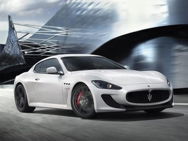 Photo Used 2015 Maserati GranTurismo MC