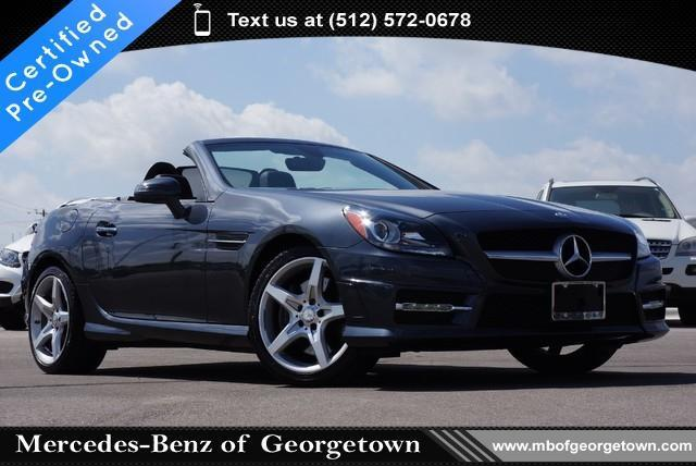 Photo Used 2014 Mercedes-Benz SLK-Class SLK250