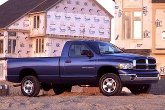 Photo Used 2005 Dodge Ram 2500 SLT