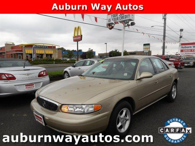 Photo Used 2004 Buick Century Custom