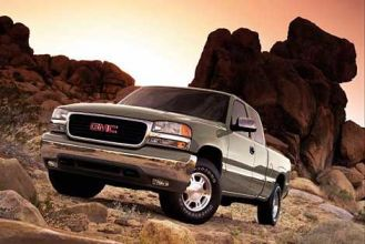Photo Used 2002 GMC Sierra 1500 SLE