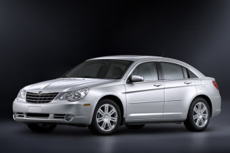 Photo Used 2008 Chrysler Sebring LX