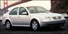 Photo Used 1999 Volkswagen Jetta GLS