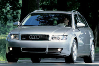 Photo Used 2005 Audi A4 1.8T Cabriolet