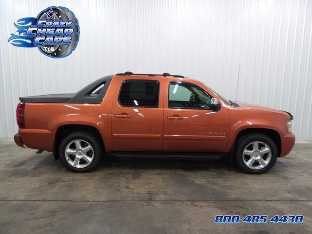 Photo Used 2007 Chevrolet Avalanche 1500 LS
