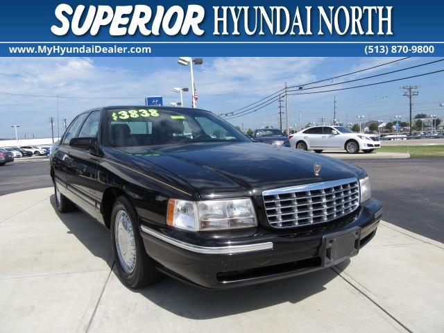 Photo 1997 Cadillac DeVille