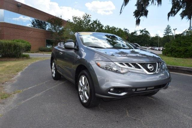 Photo Used 2014 Nissan Murano CrossCabriolet Base