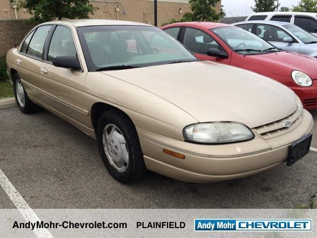 Photo Used 1998 Chevrolet Lumina Police