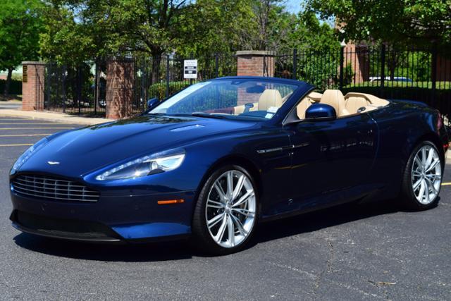 Aston Martin Db9 Midnight Blue For Sale
