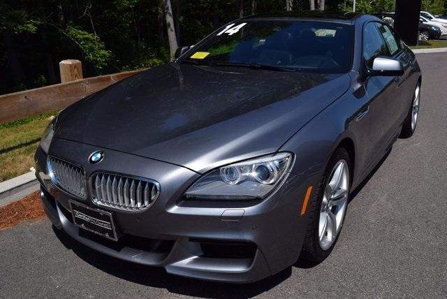 Photo Used 2014 BMW 650 Gran Coupe i xDrive