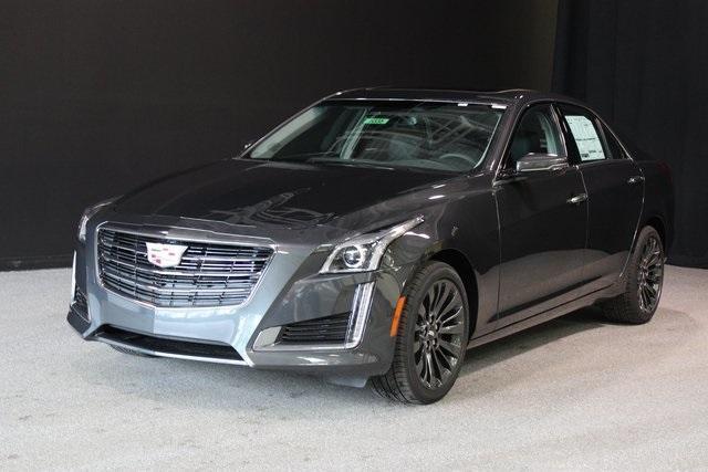 Photo Used 2016 Cadillac CTS 2.0L Turbo Luxury