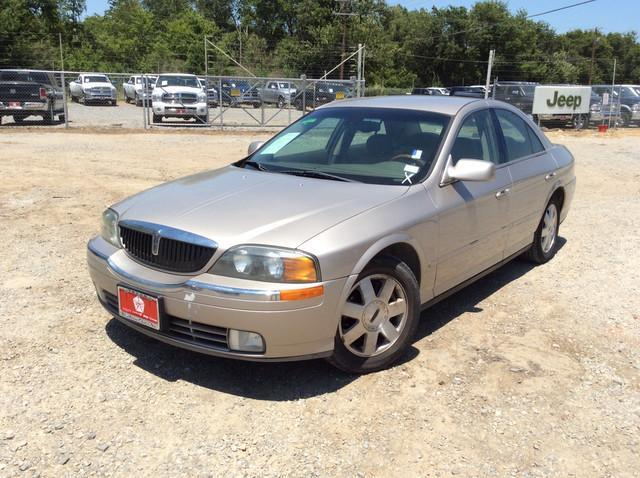Photo Used 2002 Lincoln LS WLSE PKG