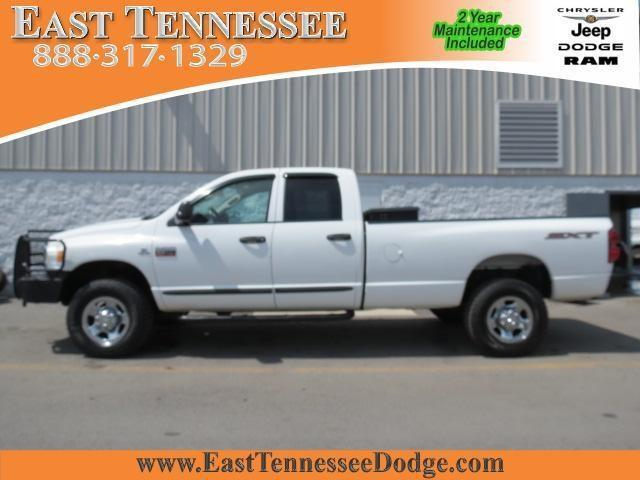 Photo Used 2008 Dodge Ram 2500 SXT