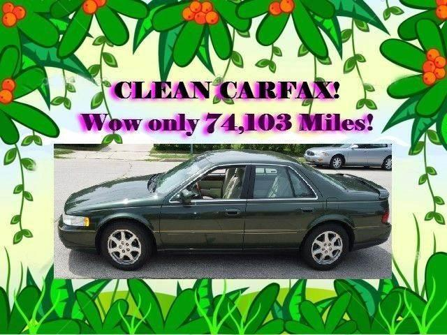 Photo Used 2001 Cadillac Seville STS