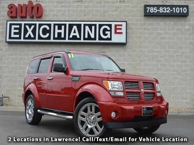 Photo Used 2011 Dodge Nitro Heat