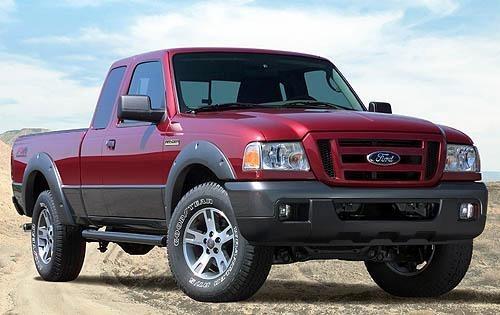 Photo 2008 Ford Ranger