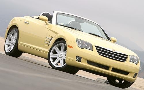 Photo 2005 Chrysler Crossfire