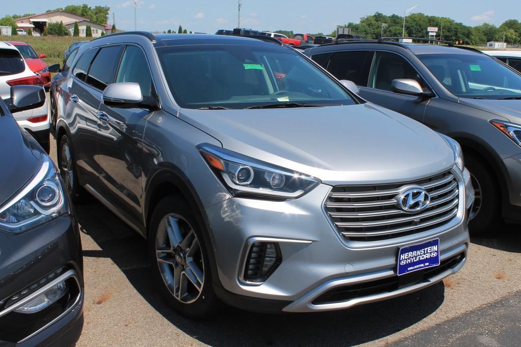 Photo 2017 Hyundai Santa Fe SANTA FE LTD ULT